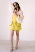Платье-корсаж лаймового цвета в прокат и аренду в Киеве. Фото 2