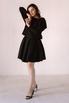 Черный костюм юбка и плиссированная юбка мини в прокат и аренду в Киеве. Фото 2