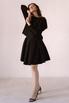 Черный костюм юбка и плиссированная юбка мини в прокат и аренду в Киеве. Фото 3