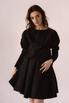 Черный костюм юбка и плиссированная юбка мини в прокат и аренду в Киеве. Фото 1