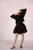 Черный костюм юбка и плиссированная юбка мини в прокат и аренду в Киеве. Фото 7