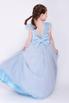 Детское голубое платье с бусинами в прокат и аренду в Киеве. Фото 4