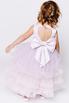 Детское лавандовое платье с бантом в прокат и аренду в Киеве. Фото 2