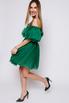 Зеленое платье мини из фатина в прокат и аренду в Киеве, Одессе, Харькове. Фото 3