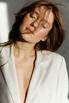 Брючный костюм серого цвета с тремя карманами в прокат и аренду в Киеве, Одессе, Харькове. Фото 7