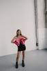 Платье мини с розовым бантом в прокат и аренду в Киеве. Фото 3