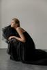 Корсетное платье расшитое бисером с прозрачной юбкой и боди в прокат и аренду в Киеве. Фото 4