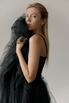 Корсетное платье расшитое бисером с прозрачной юбкой и боди в прокат и аренду в Киеве. Фото 5