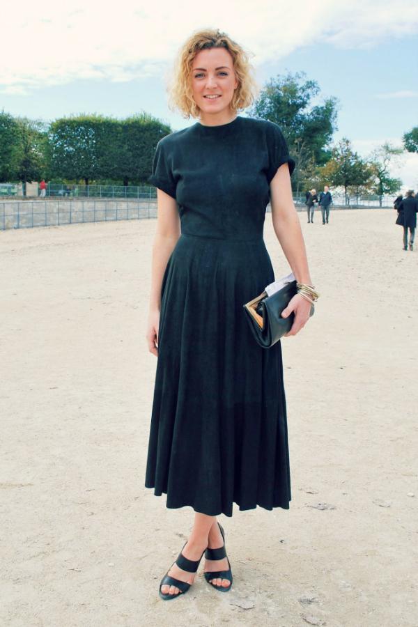 Обувь для платья по щиколотку