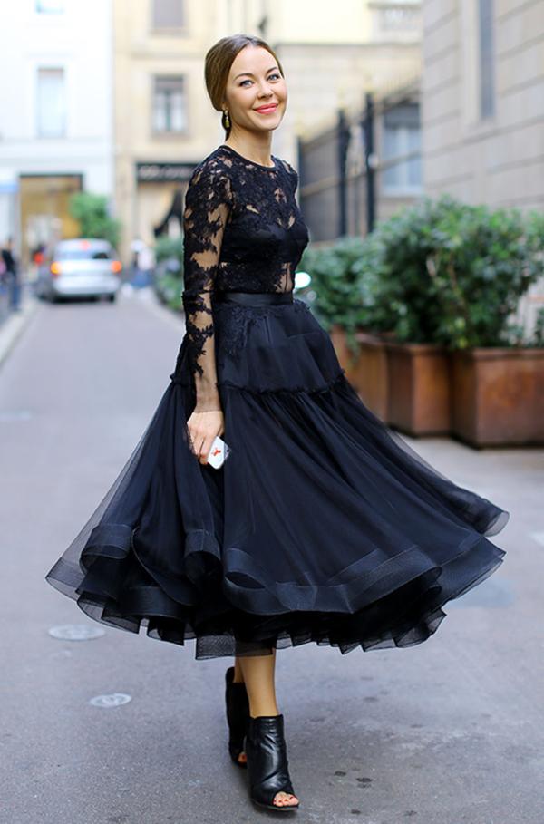В платье ульяны сергеенко