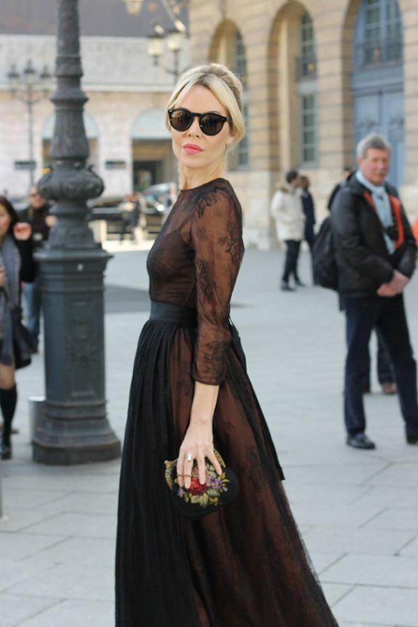 Фартук модные на платье